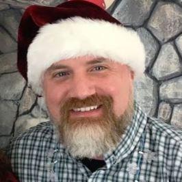 Chirstmas Beard 2018
