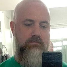 St Patrick Beard 2019